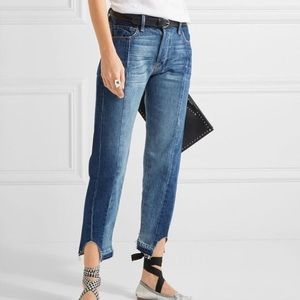 Frame Le Original Jean In Wetherly Mix